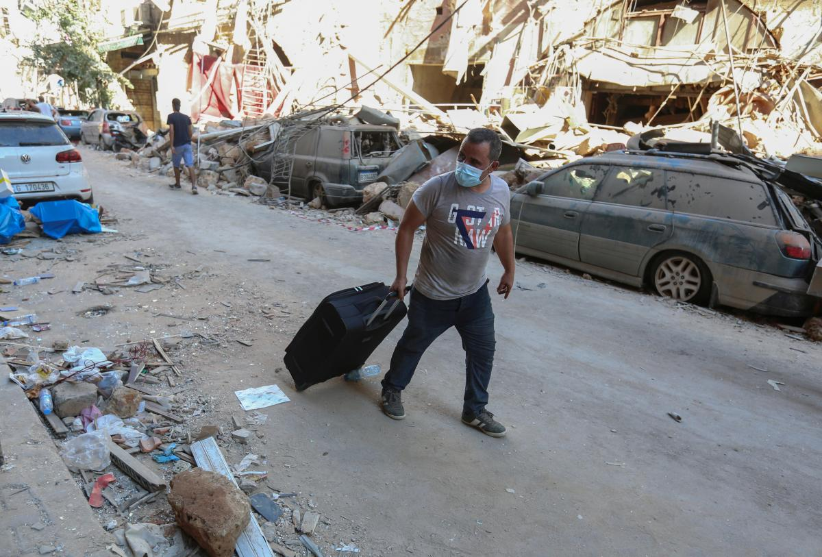 Beirut blast: Shocked Lebanese angry at rulers