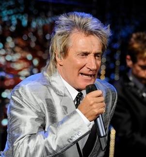 Rod Stewart's Dunedin concert postponed