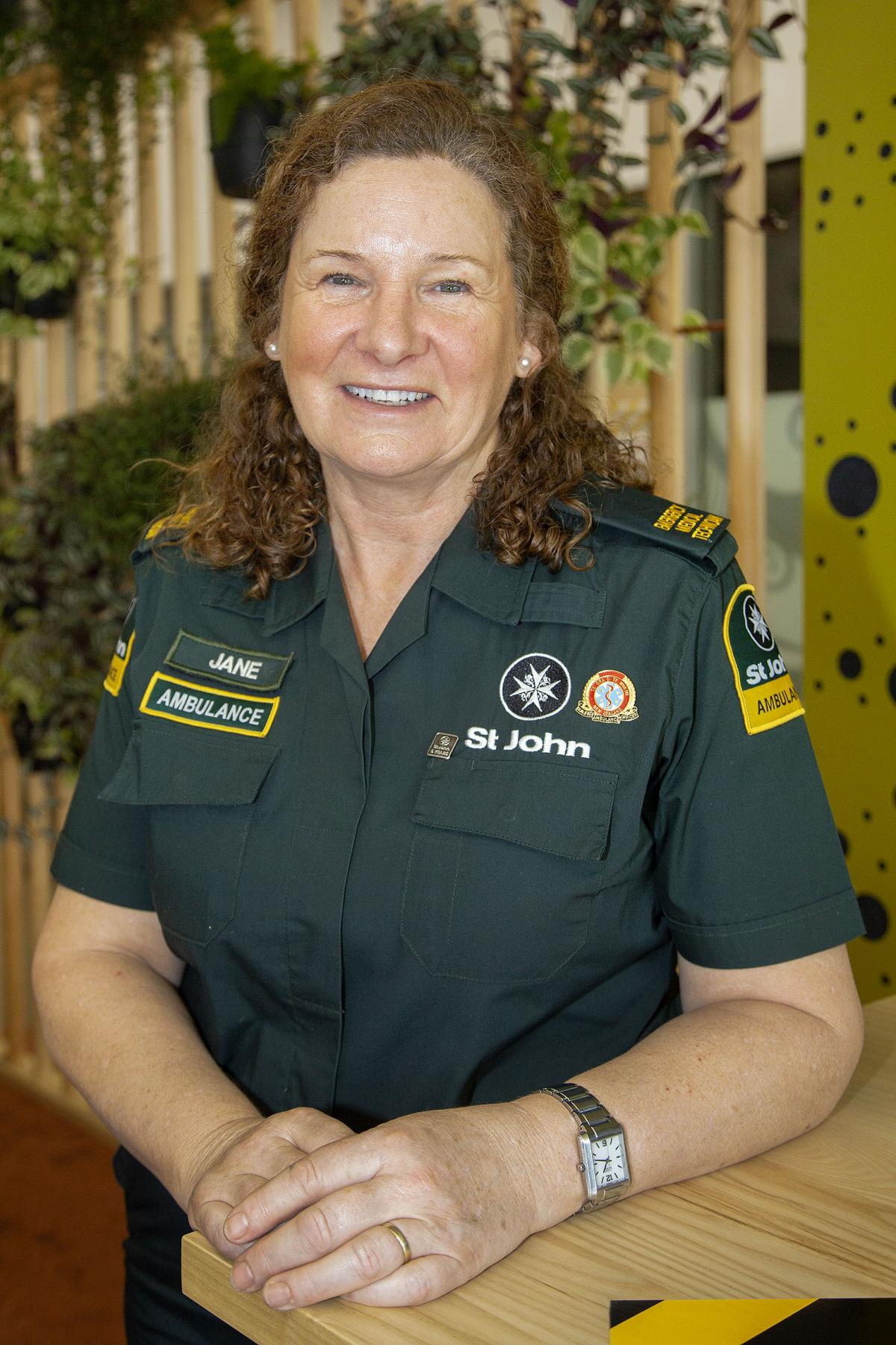 Covid hero and ambulance volunteer's passion for medicine