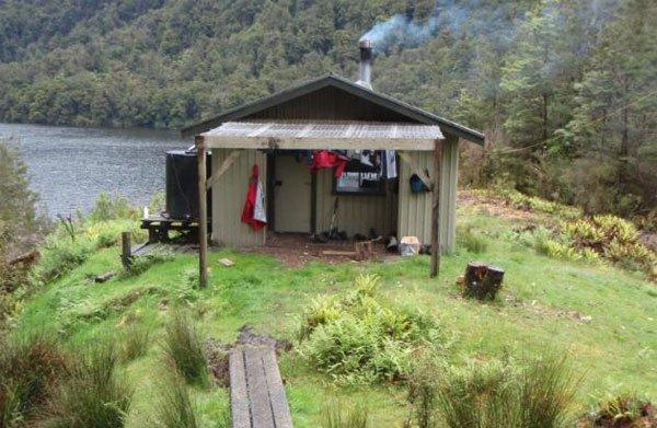 Two rescued after trouble in Fiordland river