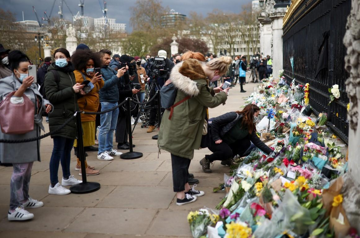 'Really sad': Britain mourns Prince Philip