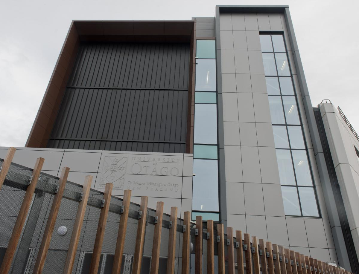 Why this $50m Otago Uni building was opened with little fanfare
