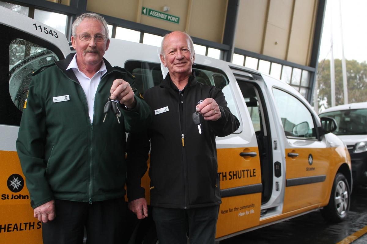 St John EVs to be used as health shuttles | Otago Daily ...
