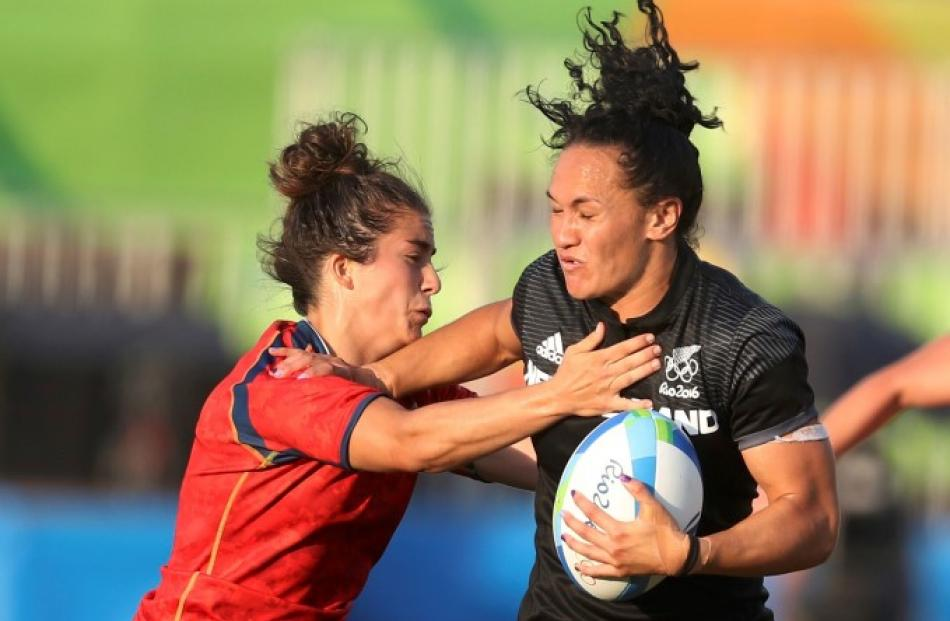 Olympics: Rugby 7s gold for Aussie women
