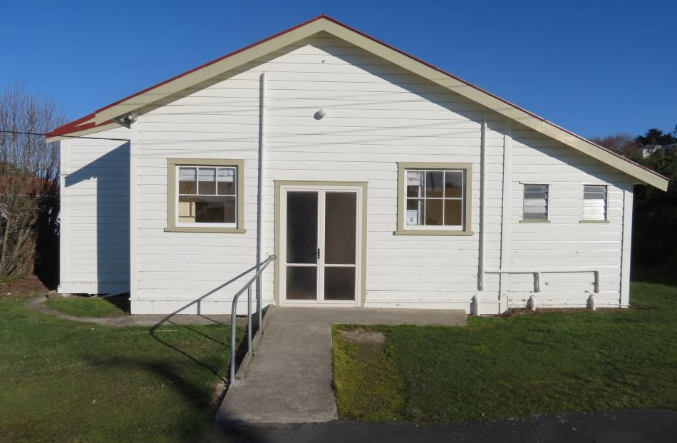 Brighton Community Hall.