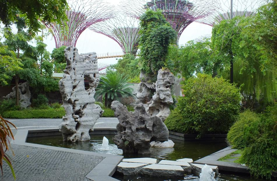 Gardens By The Bay Chinese Name Deviprasadregmi Info
