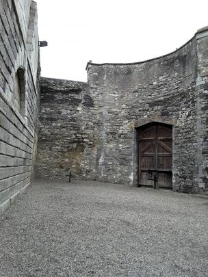 The fate of  many Irish revolutionaries has been decided in the Stonebreakers' Yard....