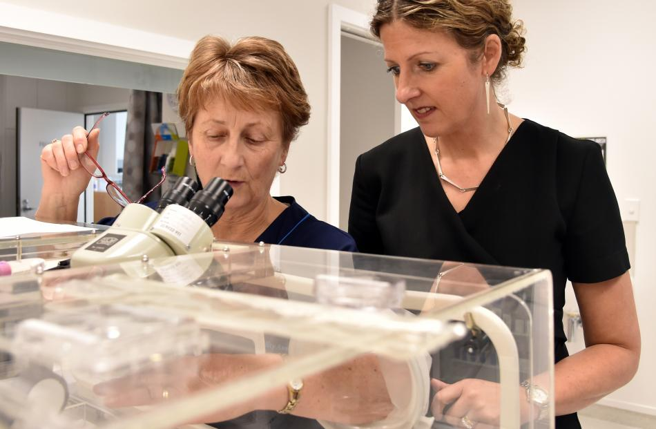 Fertility clinic can bring gift of new life | Otago Daily