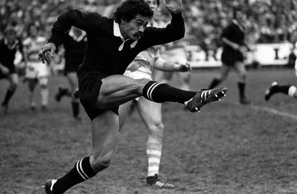 1979: New Zealand v Argentina.