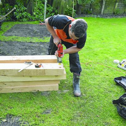 Do It Yourself How To Build A Raised Garden Otago Daily Times Online News