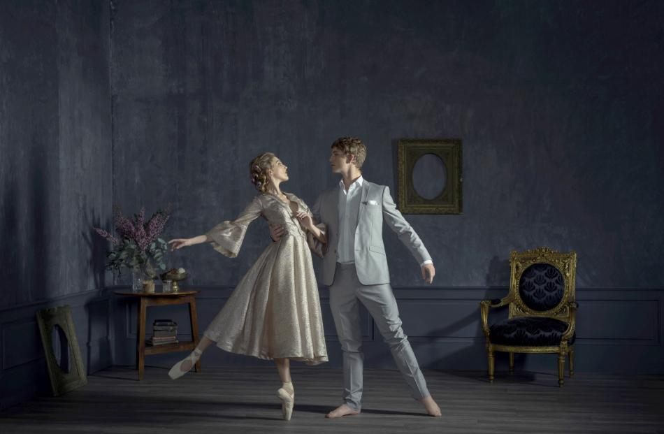 The Royal New Zealand Ballet is producing a new version of Romeo and Juliet this year. Photos by Ross Brown.