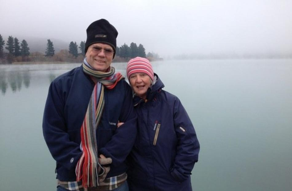 Pete and Belinda Blaxland holiday in Wanaka and enjoy showing their friends around the area. This...