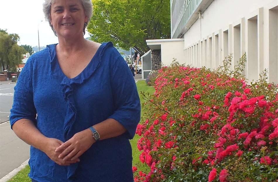 Head of Hayward College and rose-lover Pauline Donovan has welcomed the decision to mark the...