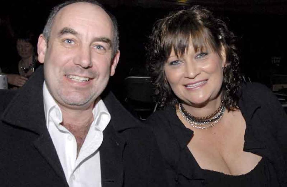Ian and Sue Soper, of Gore.