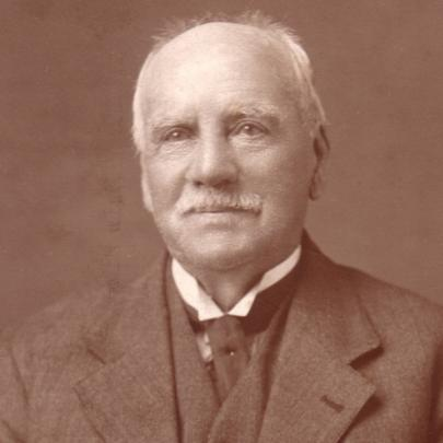 New Zealand Business Hall of Fame Otago 2017 inductee, George Methven (1838-1928).