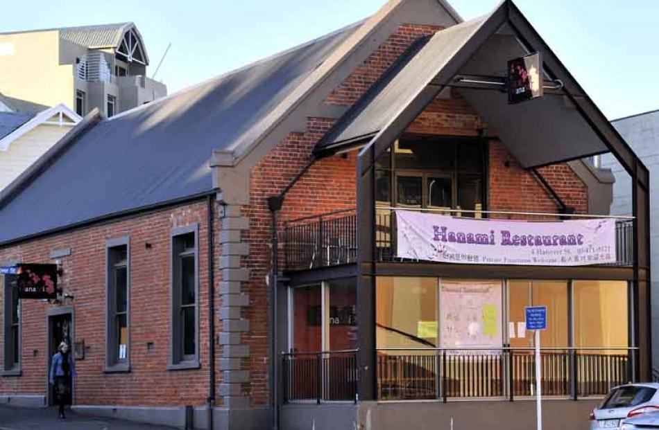 Hanami Restaurant, Hanover St: opened.