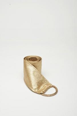 Kate Sylvester D-ring belt, $129