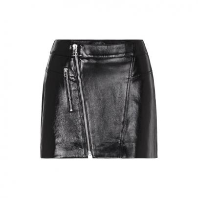 Camilla and Marc Hendrix leather skirt, $1079