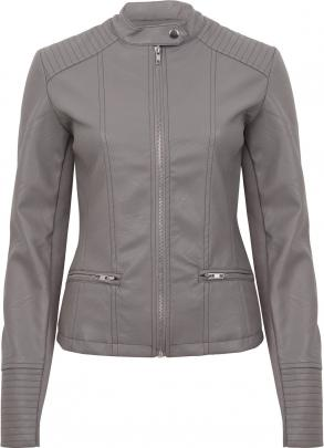 Postie Plus pleather biker jacket, $69