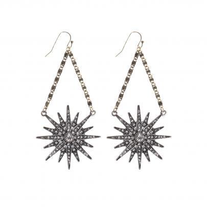 Lovisa Celestial earrings $21.99