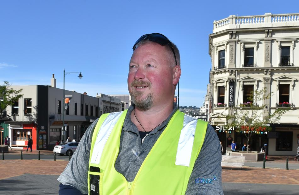 IDNZ Otago destination manager Stan Westwood believes Dunedin is the cruise ship capital of New...