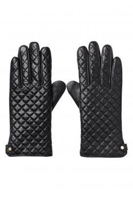Witchery Quilted gloves $99