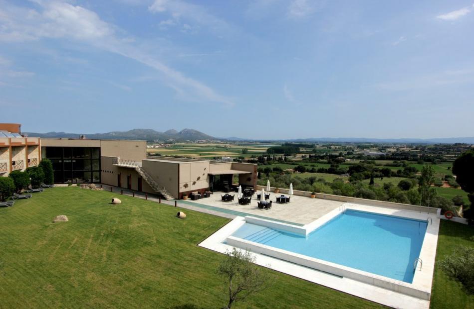Albons Calm Hotel, Spain. PHOTO: WWW.HOTELALBONS.COM