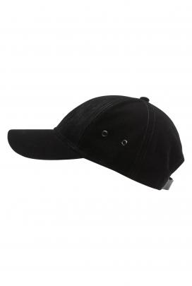 Witchery velvet cap, $44.90