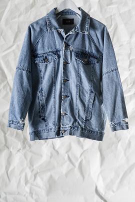 Neuw Raglan jacket $249