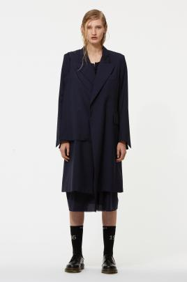 NOM*d Peace Wool Coat $895