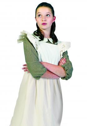 Sam McCormick as Jane.