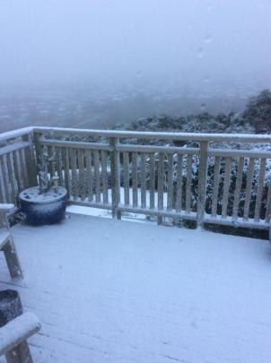 Leigh-ann Storer posted this photo from Halfway Bush in Dunedin.