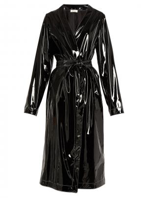 Attico Dara Tie-Waist Trench $1665 from Matches.com