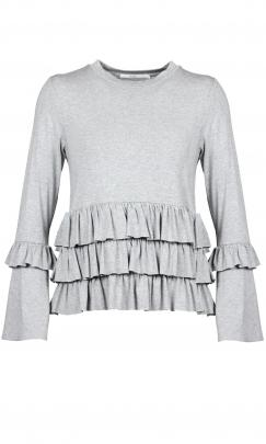 Work it: Ruby Didi ruffle top, $159