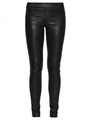 The Row moto stretch leather leggings $2290