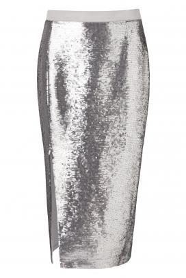 Witchery sequin pencil skirt $349.90