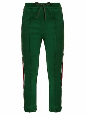 Gucci trackpants $685 from matchesfashion.com