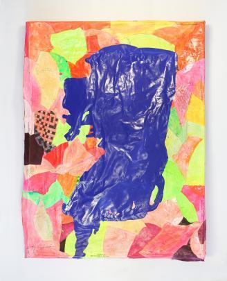 Ubder the pump/pink boi, 2017. Photo: Jonathan Smart Gallery