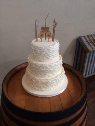 From Cakes by Kim