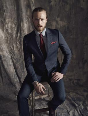 Suit from Alex Campbell's Menswear
