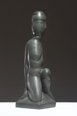Seated Figure of Many Views (2009)