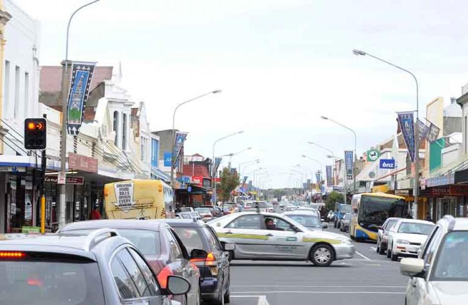 South Dunedin could be prone to liquefaction, due to the sandy nature of the underlying soil.