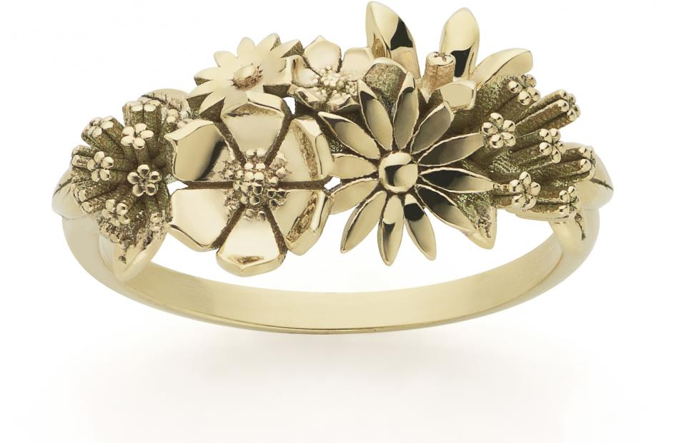 Meadowlark overgrown ring from $189