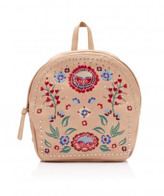 Sportsgirl Kavita embroided backpack $79.95