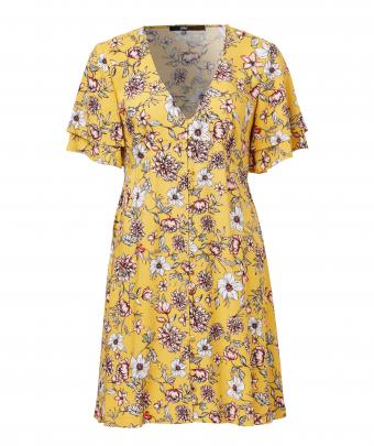 Sportsgirl Sleeve-Mini-Dress,$89.95