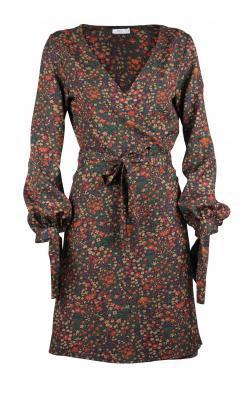 Liam Dharma wrap dress $269