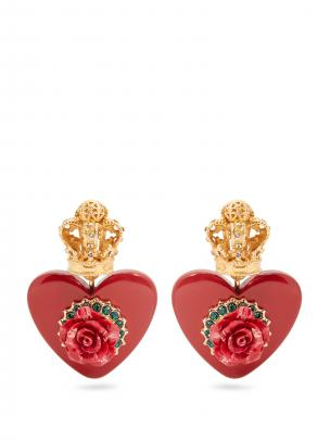 Dolce Gabanna earrings @matchesfashion.com