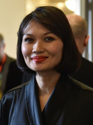 Finalist for the 2017 APRA Silver Scroll Awards Bic Runga is nominated for her song 'Close Your Eyes'. PHOTO: Gregor Richardson
