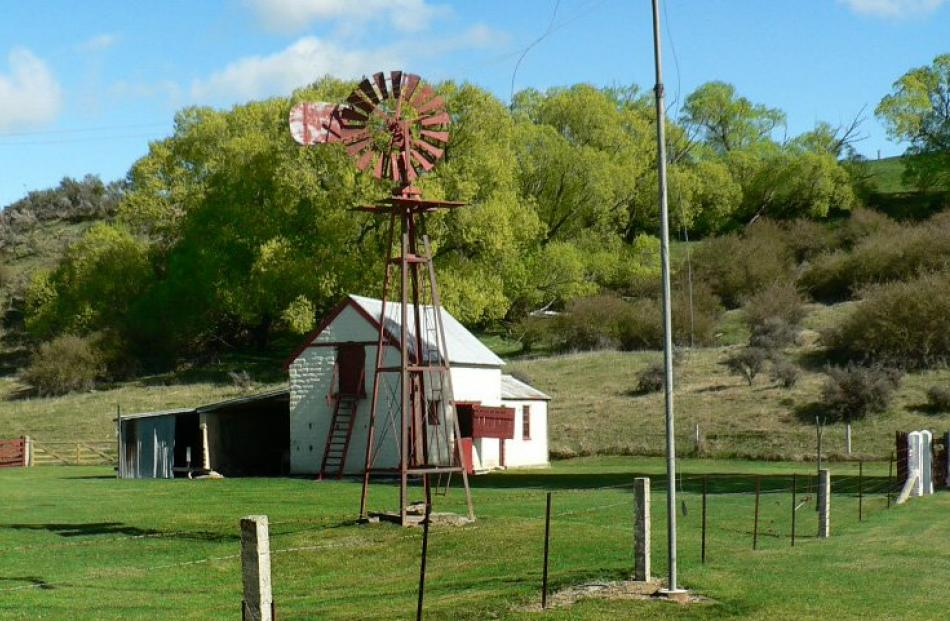 Hayes Engineering Works and Homestead is the home of the Hayes windmill, among other engineering...