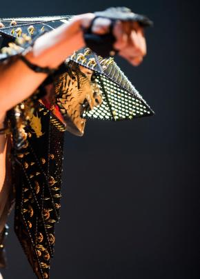 The Samurai Silent Dragon costume designed and made by Dylan Mulder was a finalist in the 2013...